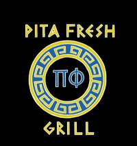 Pita Fresh Grill logo